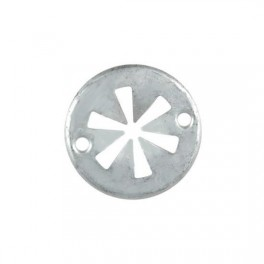 VW Radiator Support & Splash Shield Retainer 441-863-987-B, 10/pk, S02