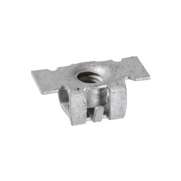 Front Bumper Specialty Nut, GM 11609952, 10/pk, A167